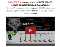 NOUS PATINETS BOOSTER 18